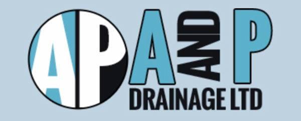 Croppd Logo A&P Drainage